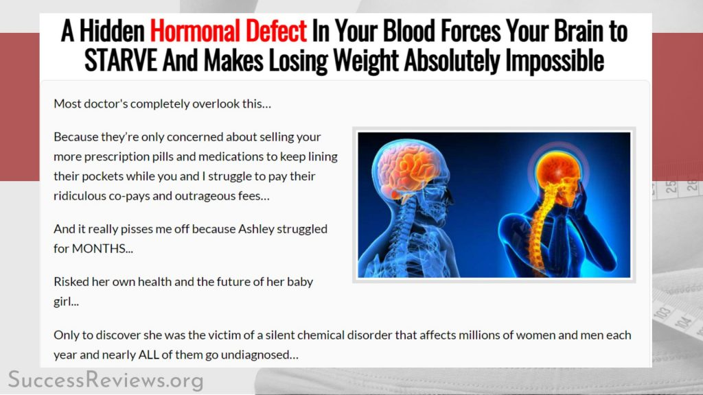 Fat Shrinking Signal Brain Starve