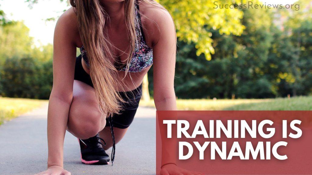 Fat Shrinking Signal training is dynamic