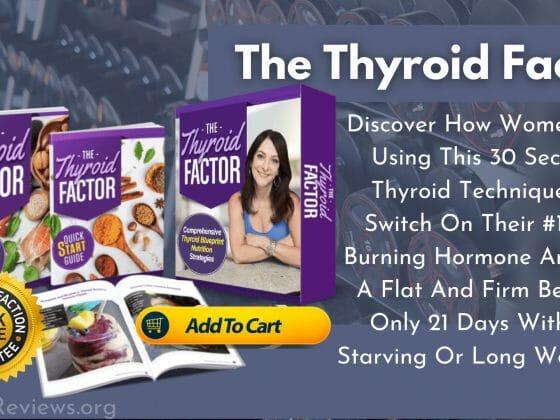 The Thyroid Factor Fat Burning Program