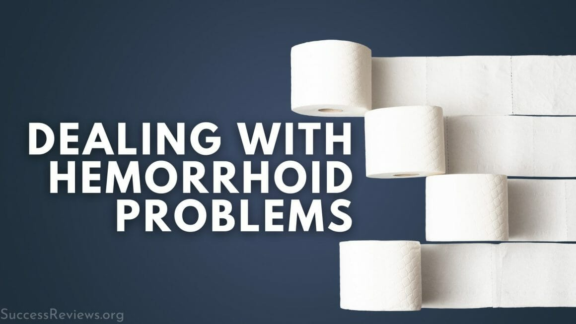 Hemorrhoid No More dealing with hemorrhoid problems