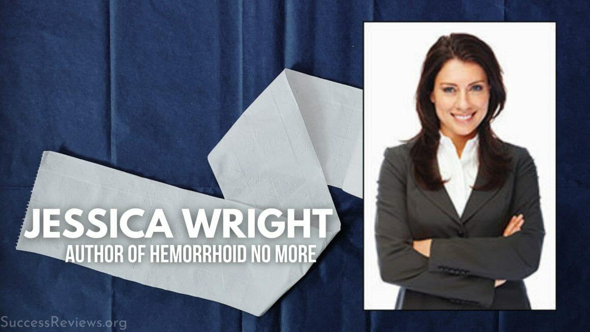 Hemorrhoid No More Jessica Wright
