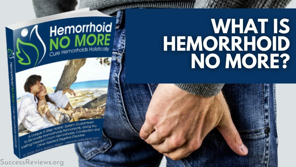 Hemorrhoid No More what is the product all about?