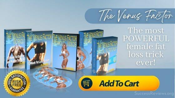 The Venus Factor Fat Loss Trick