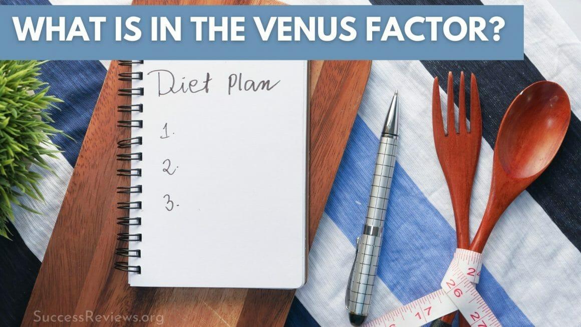 The Venus Factor Diet Plan