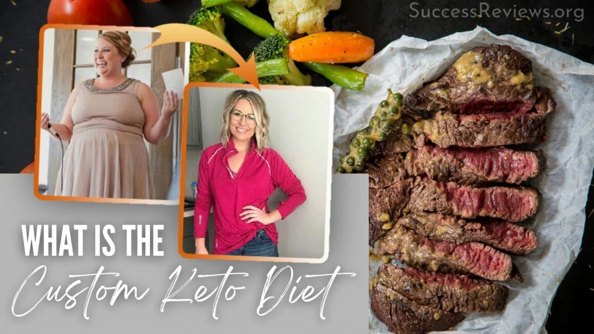 The Custom Keto Diet what is the custom keto diet