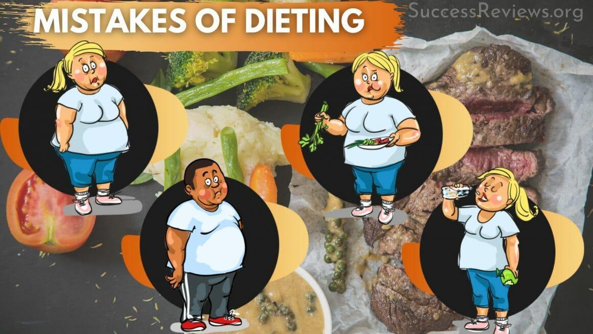 Custom Keto Diet mistakes of dieting