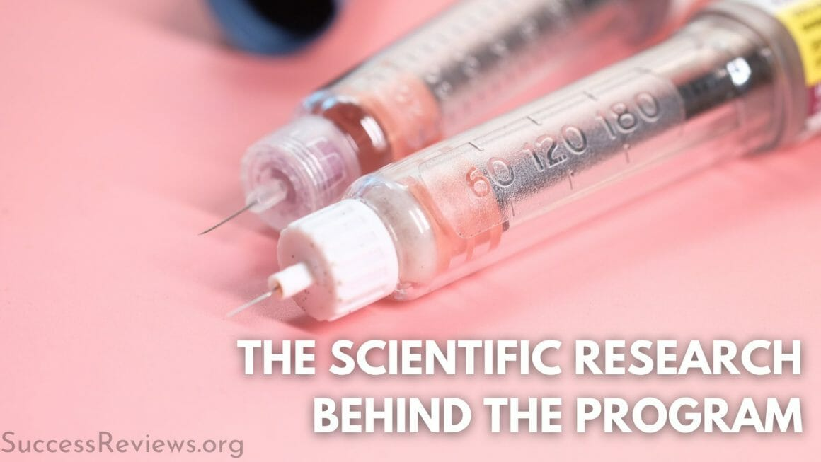 Diabetes Freedom Program the scientific research behind the program