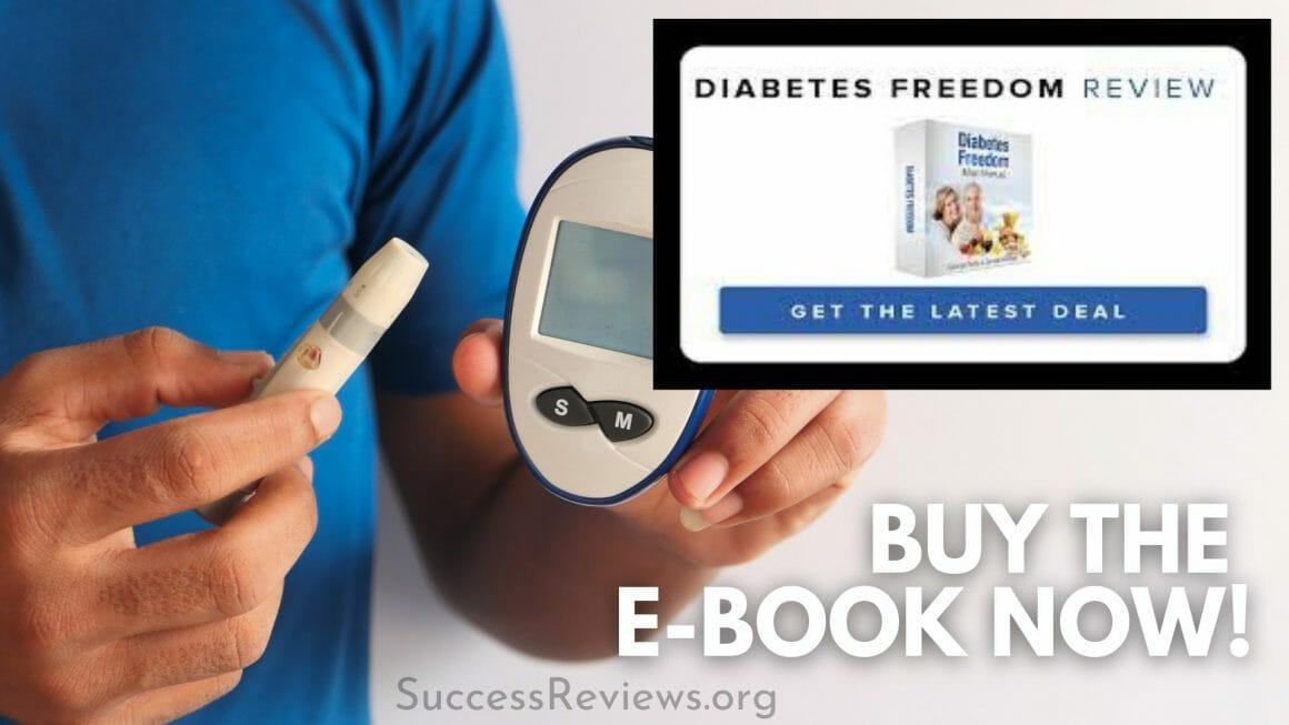 Diabetes Freedom Program buy an e-book now