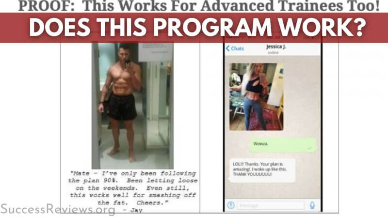 Underground Fat Loss Manual does this program work?