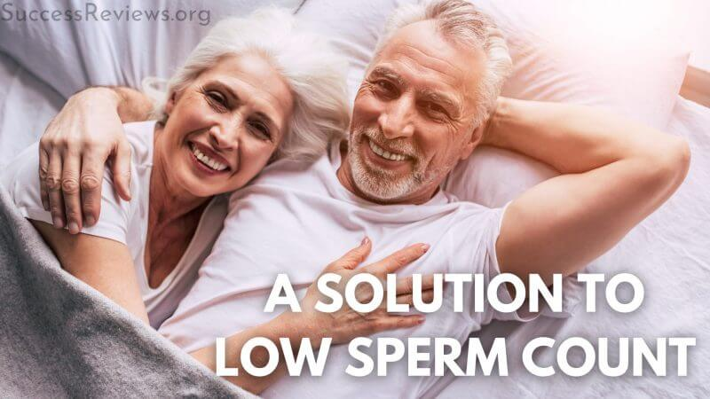 Shoot Ropes a solution to low sperm count