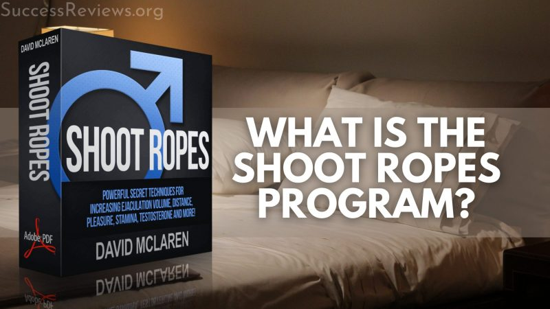 Shoot Ropes what is the shoot ropes program?