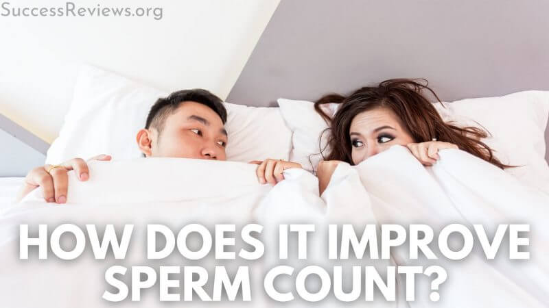Shoot Ropes how does it improve sperm count