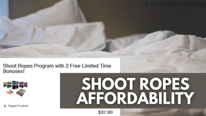 Shoot Ropes affordability