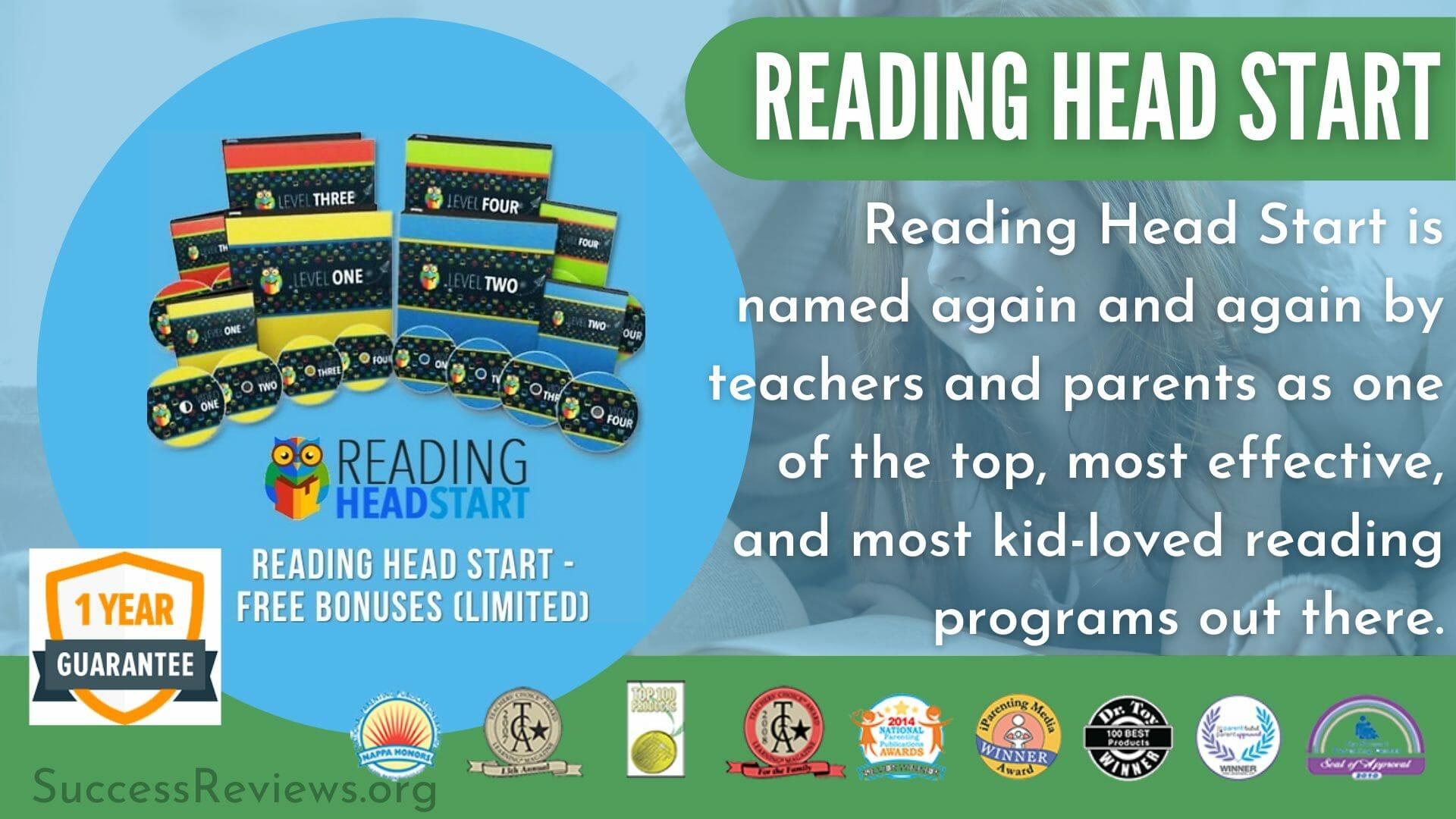 Reading Head Start Program Most Kids loved