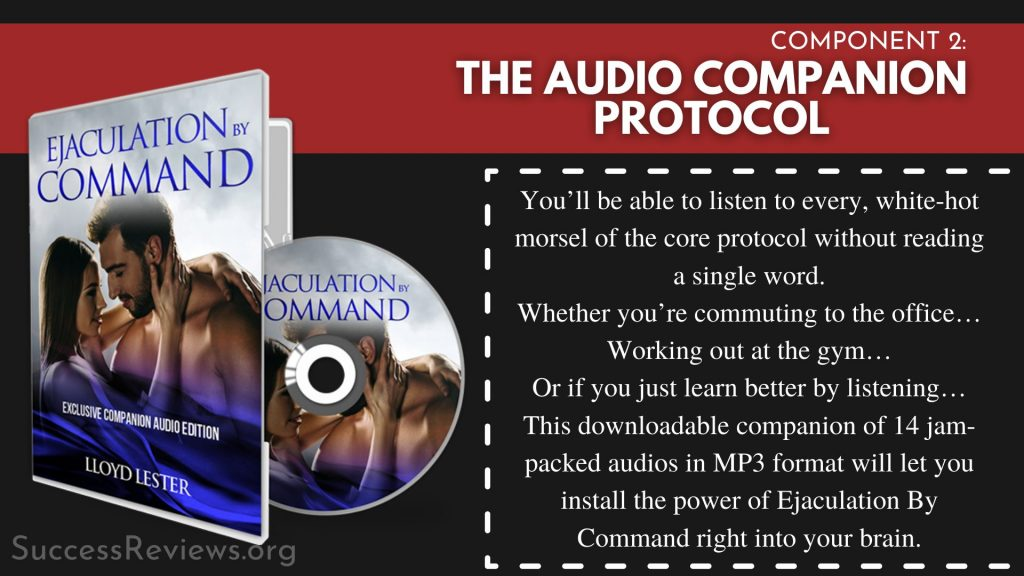 Ejaculation by Command component 2: The Audio Companion Protocol