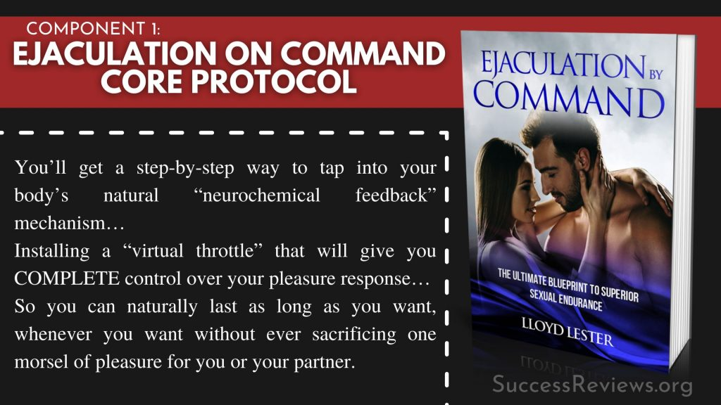 Ejaculation by Command component 1: Ejaculation by Command Core Protocol