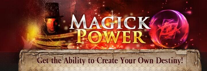 Magick Power2