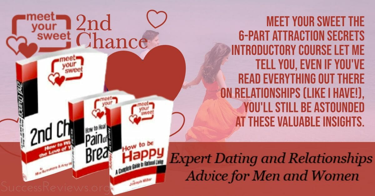 2nd Chance Expert in Dating and Relationship Advice