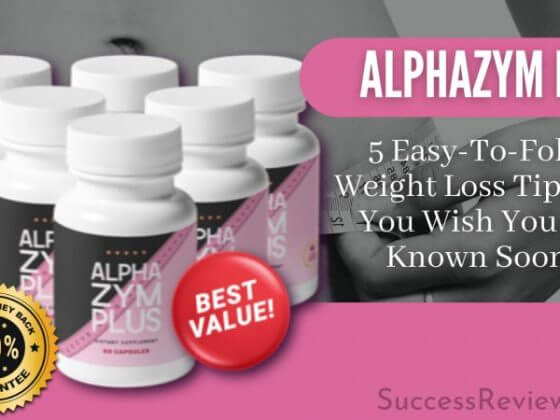 AlphaZym Plus For Weight Loss