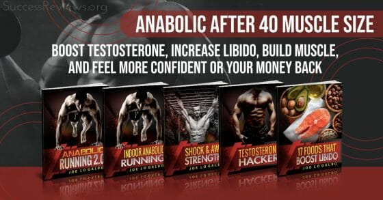 Anabolic After 40 Muscle Size Feel more confident