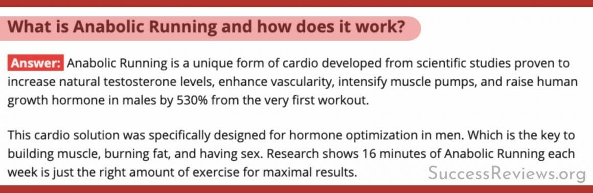 Anabolic After 40 Muscle Size How it Works