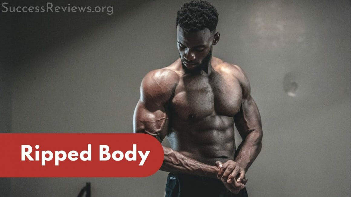 Anabolic After 40 Muscle Size Ripped Body