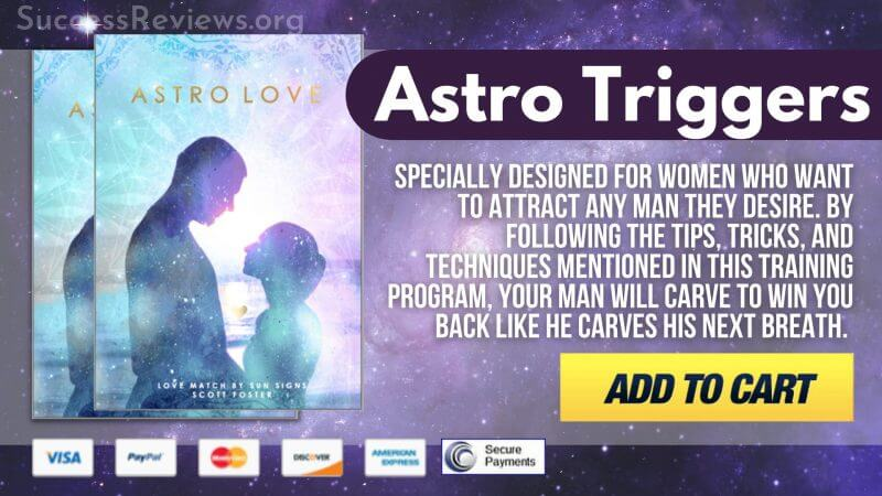 Astro Triggers Attract Any Men of your desire