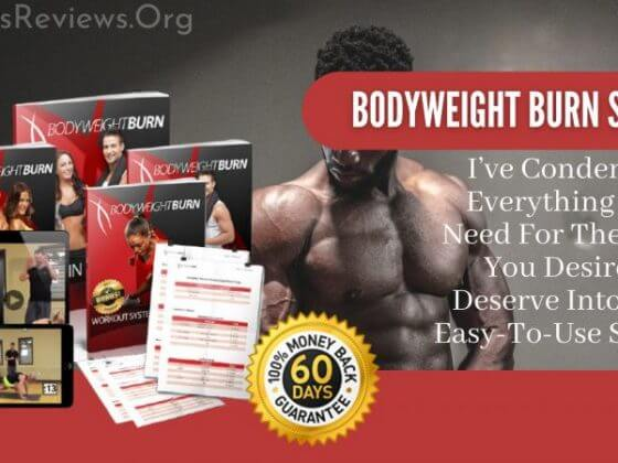 Bodyweight Burn Calories