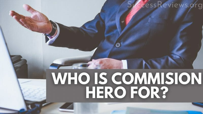 Commission Hero who is commission hero for