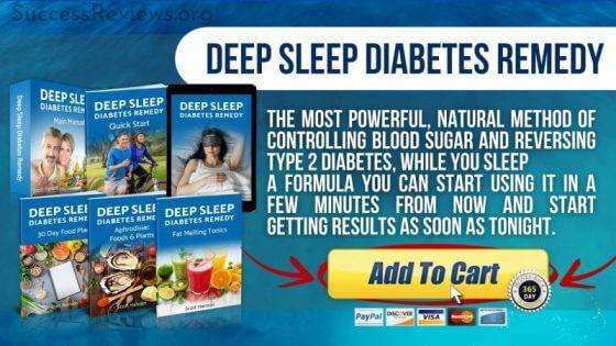 Deep Sleep Diabetes Remedy Buy Now