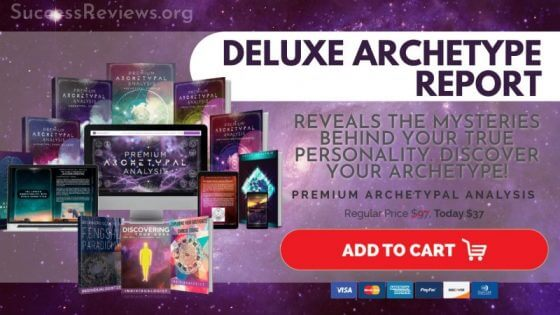Deluxe Archetype Reveal Your true Personality