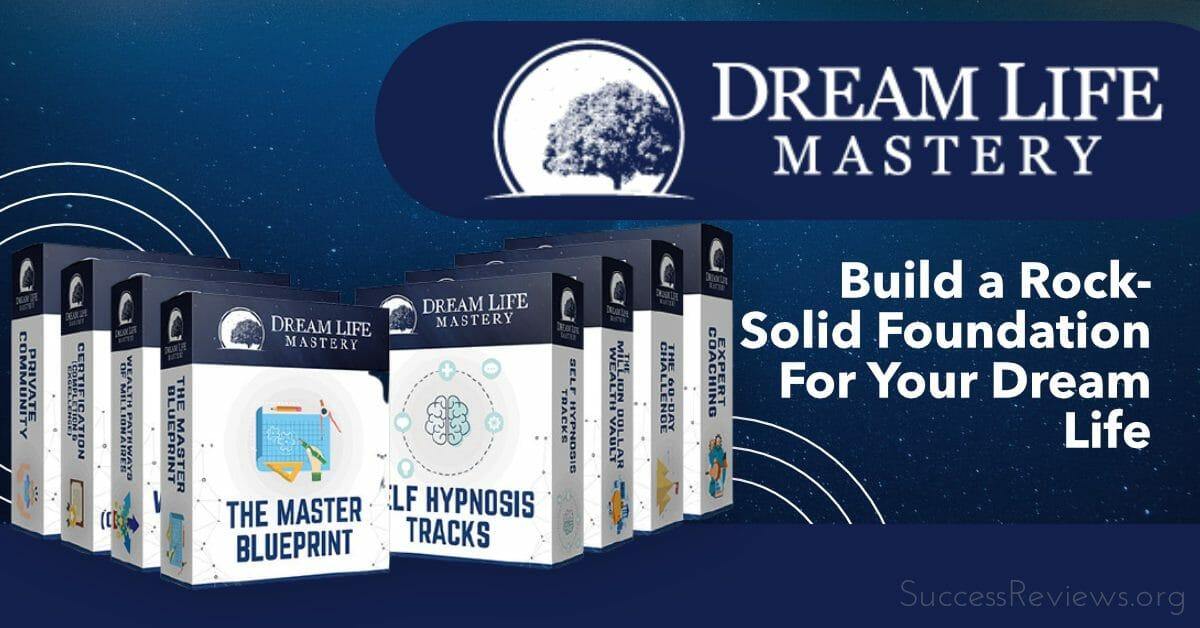 Dream Life Mastery Product image