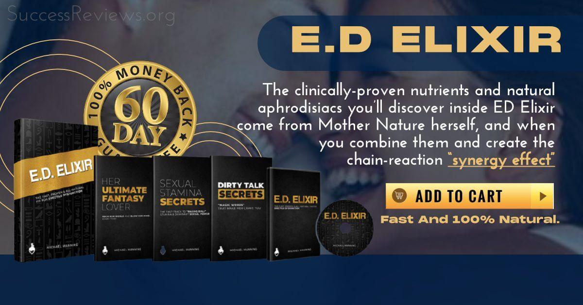 E.D ELIXIR Product