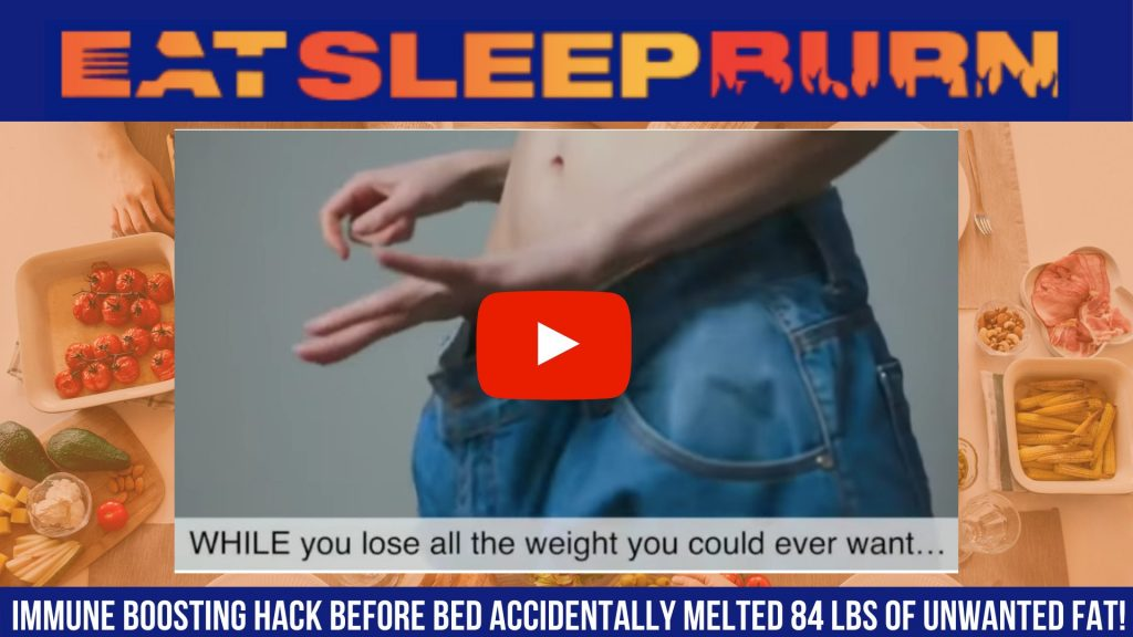 Eat Sleep Burn Melt Unwanted Fat Now