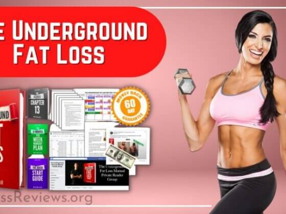 The Underground Fat Loss Get It Now
