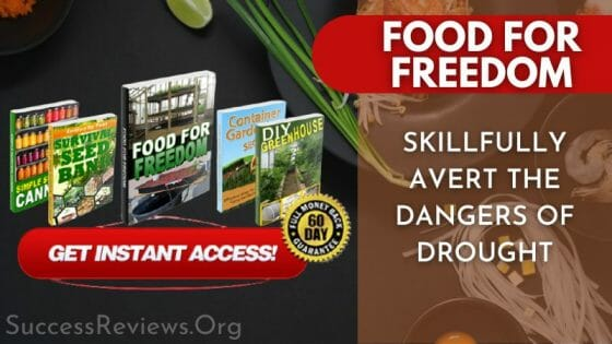 Food for Freedom Get it now