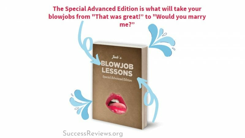 Jack's Blowjob Lessons Special Edition