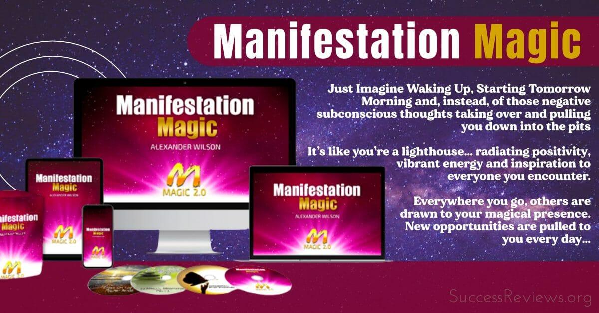 Manifestation Magic Attraction