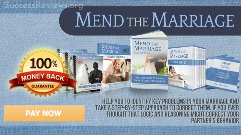Mend the Marriage Help you with your marriage