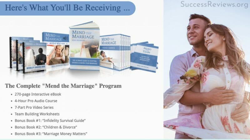 Mend the Marriage Complete Program