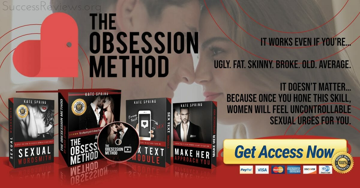 Obsession Method Get access now
