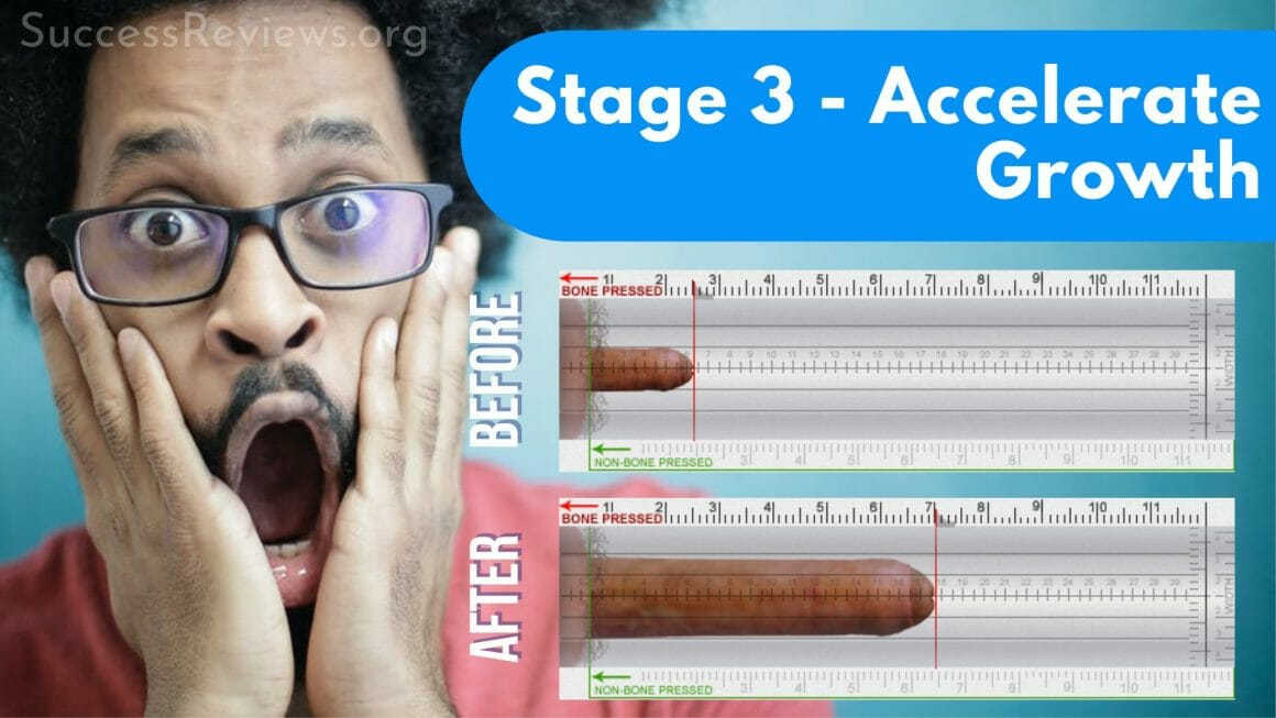 Penis Enlargement Remedy Stage 3 Accelerate Growth