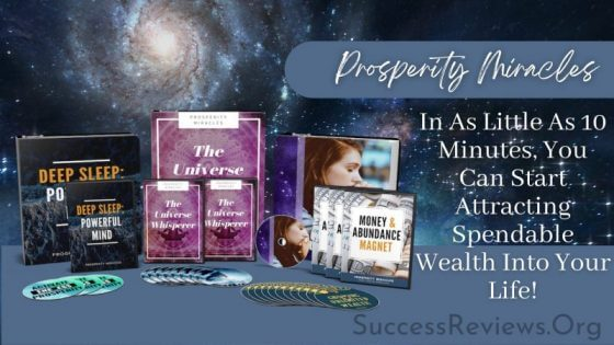 Prosperity Miracles Attract Wealth