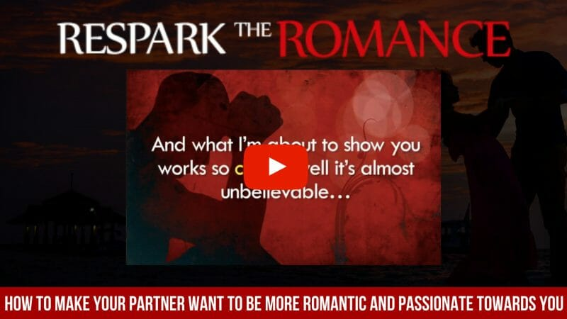 Respark The Romance Make your partner more passionate