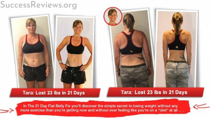 The Flat Belly Fix Todd Lamb's Wife Tara