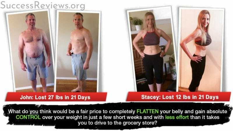 The Flat Belly Fix How was the program created