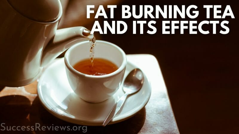 The Flat Belly Fix fat burning tea and its effects