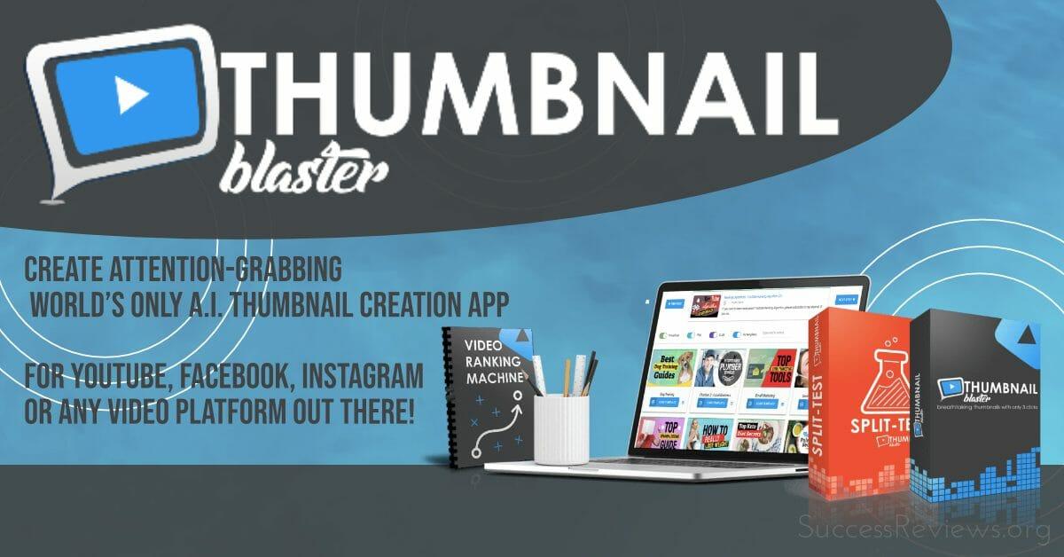Thumbnail Blaster For social Media