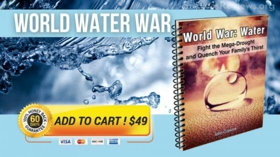World Water War Featured Image