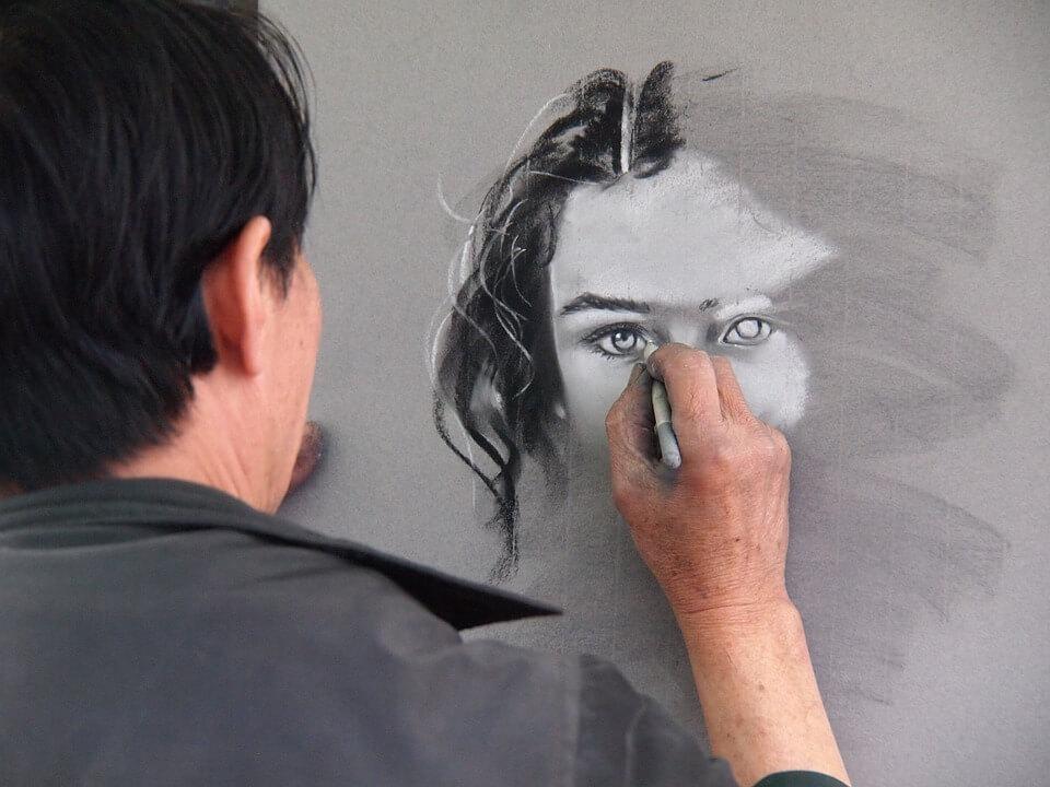 Realistic Pencil Portrait Mastery